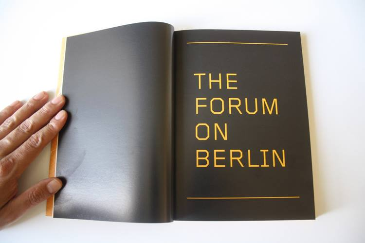 The Kent State Forum on the City: BERLIN.