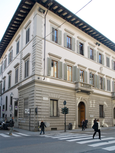 Palazzo Vettori.