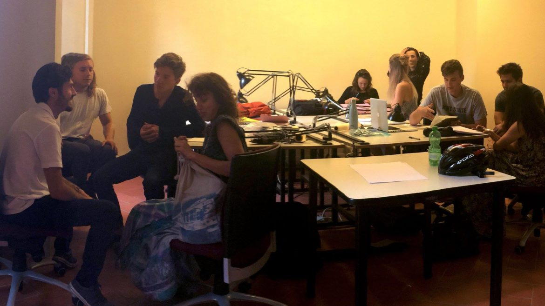 Fall 2016, Urban Sociology workshop with UniFi.