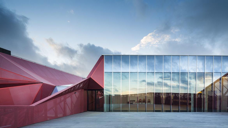 Lecture by david trottin kent state university for Architectes de france