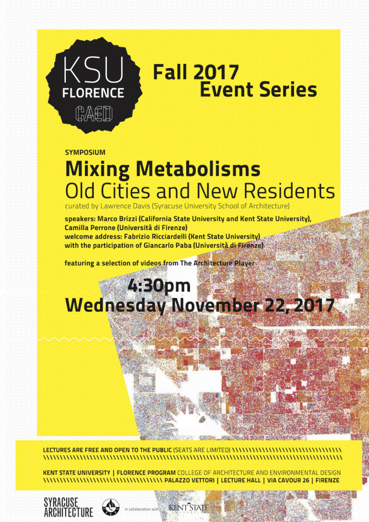 Mixing Metabolisms symposium.