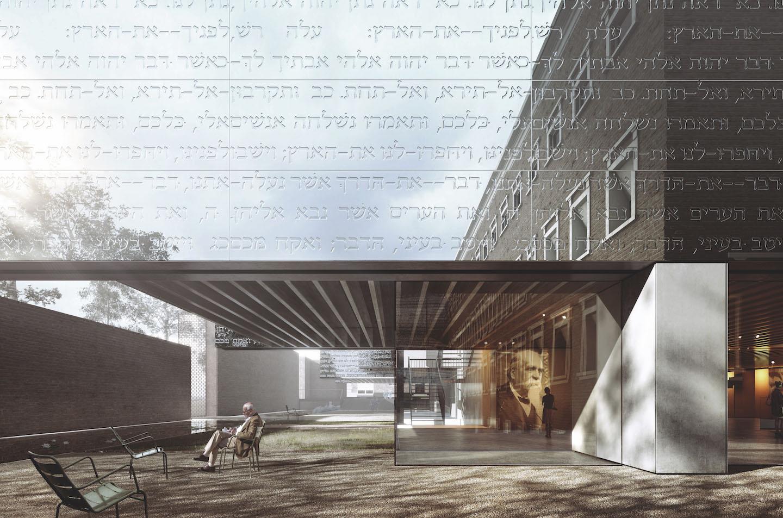 SCAPE – MEIS – National Italian Judaism and Shoah Museum in Ferrara – image MIR