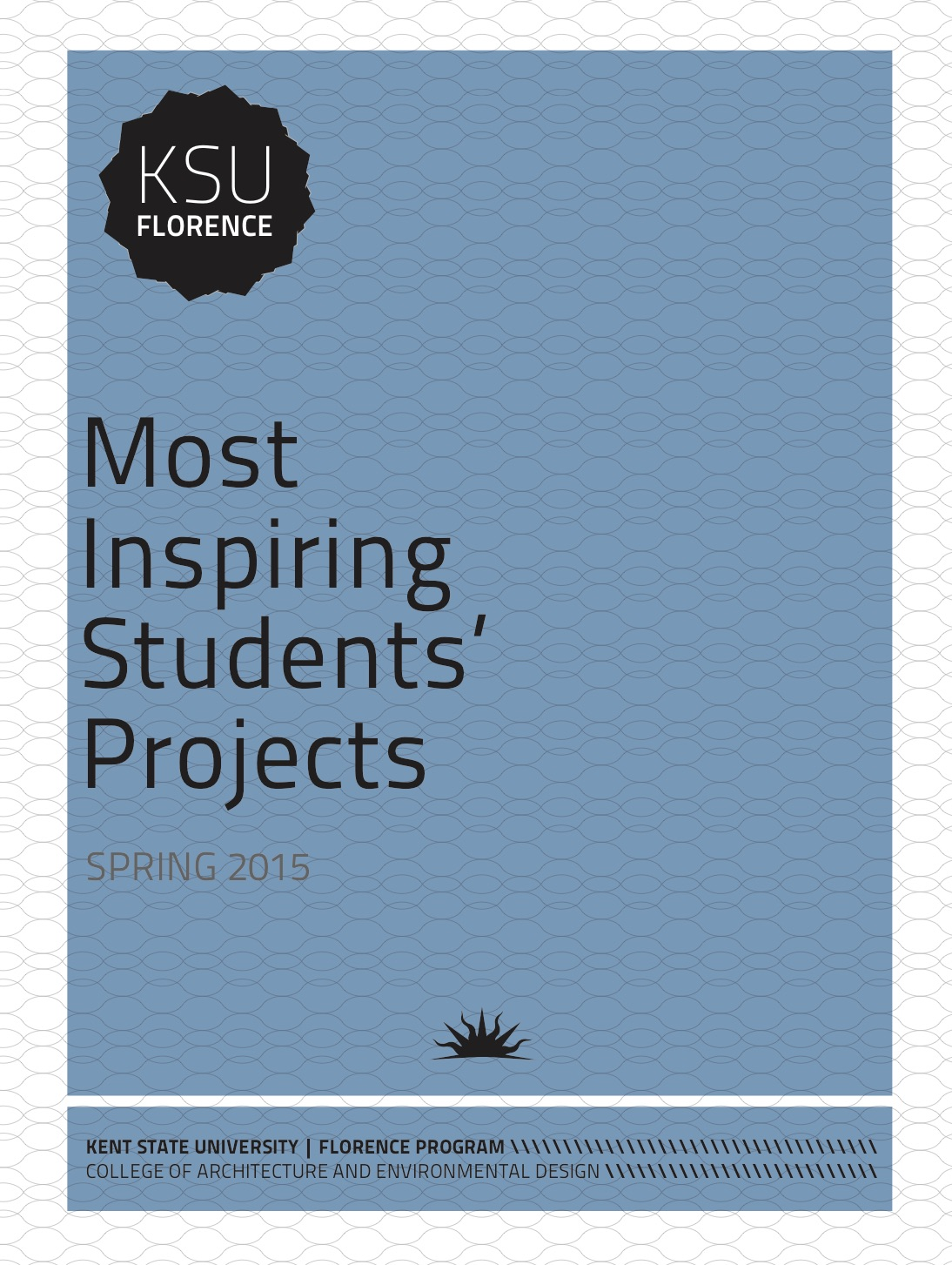 Most Inspiring Students' Projects - Spring 2015.