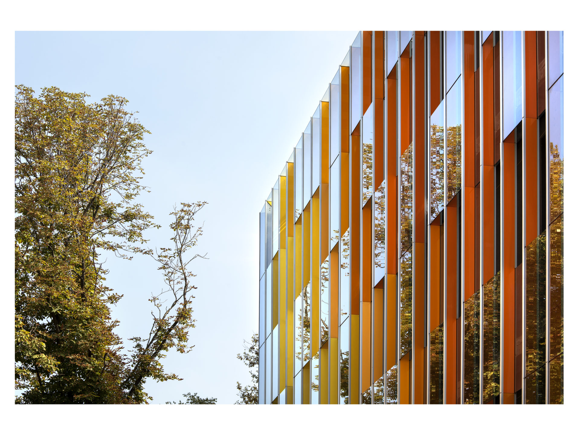 Children's Hospital in Milan, Italy by OBR (Paolo Brescia and Tommaso Principi) (photo: Mariela Apollonio).