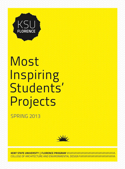 Most Inspiring Students' Projects - Spring 2013.