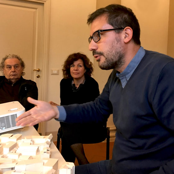 Fall 2016, midterm reviews. Gian Piero Frassinelli, Paola Giaconia, Gianfranco Bombaci .