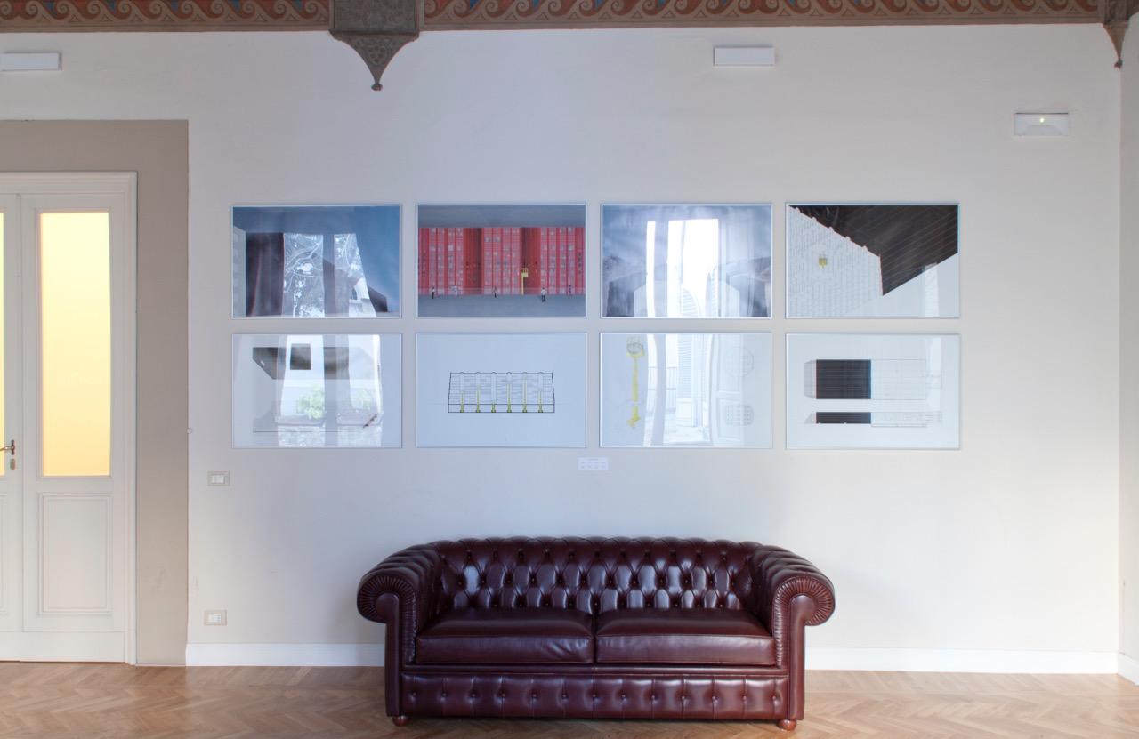 Savage Architecture exhibition.