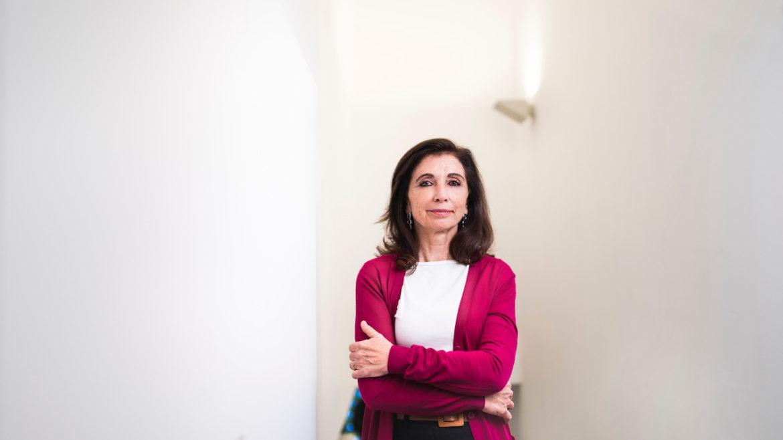 Spring 2017, lecture by Fuensanta Nieto.