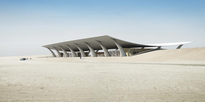 Sqint/Opera - Abu Dhabi Heritage